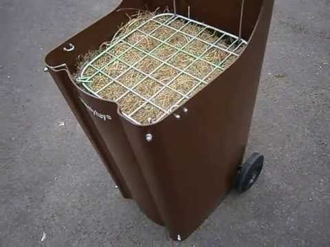 pm nation slow horse feeder hay feeders diy screen at shot feed