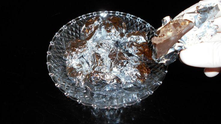 Σοκολατάκια με Καρύδια Walnut Chocolates