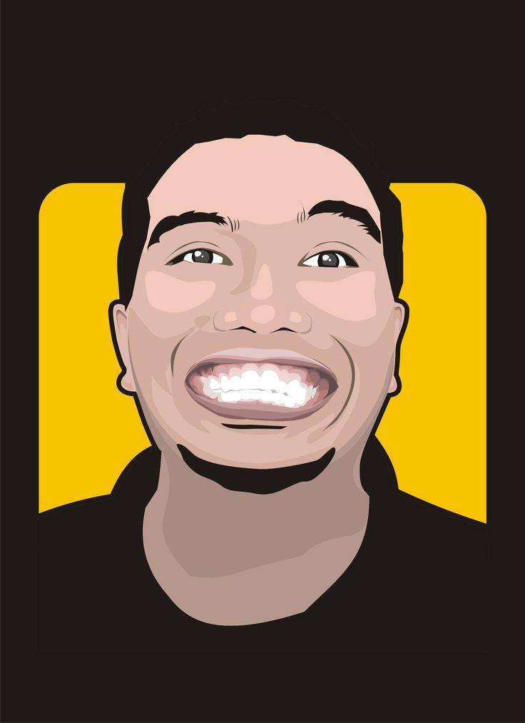 """My Smile"" By Irwan Firdaus M."
