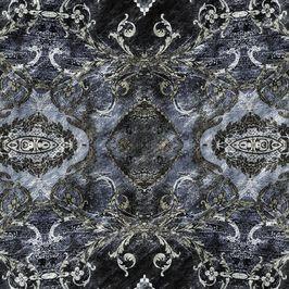 Dark Veils -1 by Simonetta De Simone Seamless Repeat  Royalty-Free Stock Pattern
