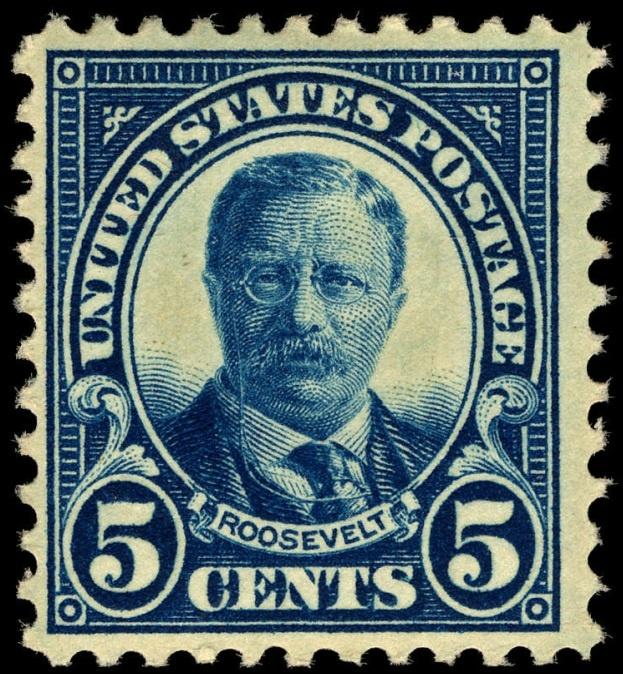 Born in New York City Oct. 27, 1858: 26th President Theodore Roosevelt.