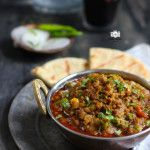 Keema Matar Recipe is the spicy, bold mutton mince curry embellished with fresh green peas. Keema Matar is undoubtedly one of our favorite mutton curries from the days when I…