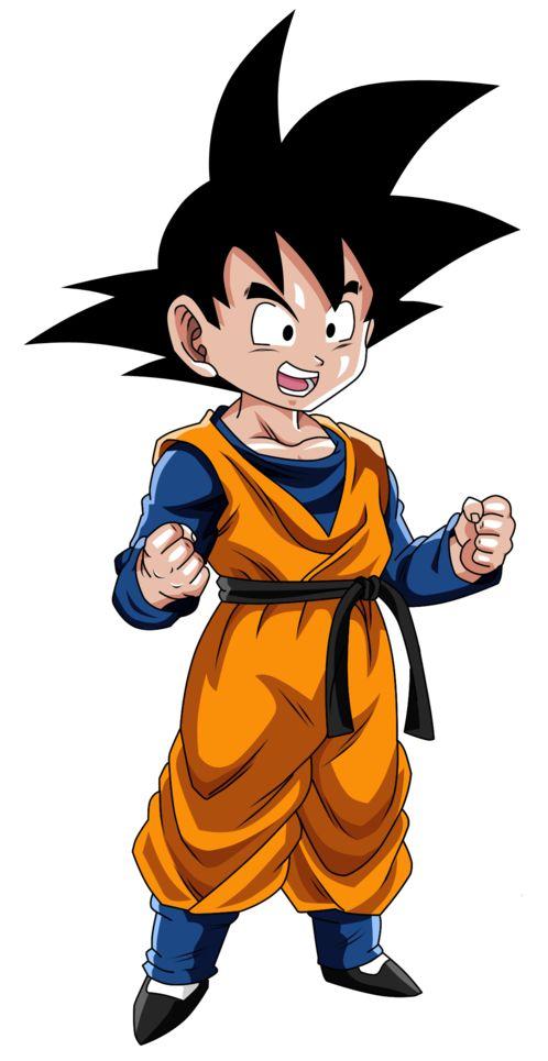Pingl Par Sangoku Sur Dragon Ball T Goku Dragon