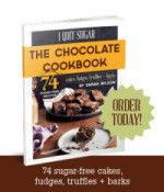 #Sugar free Chocolate Recipes | Allergysave | Sarah WIlson