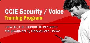 CCIE Security & Voice Training Program