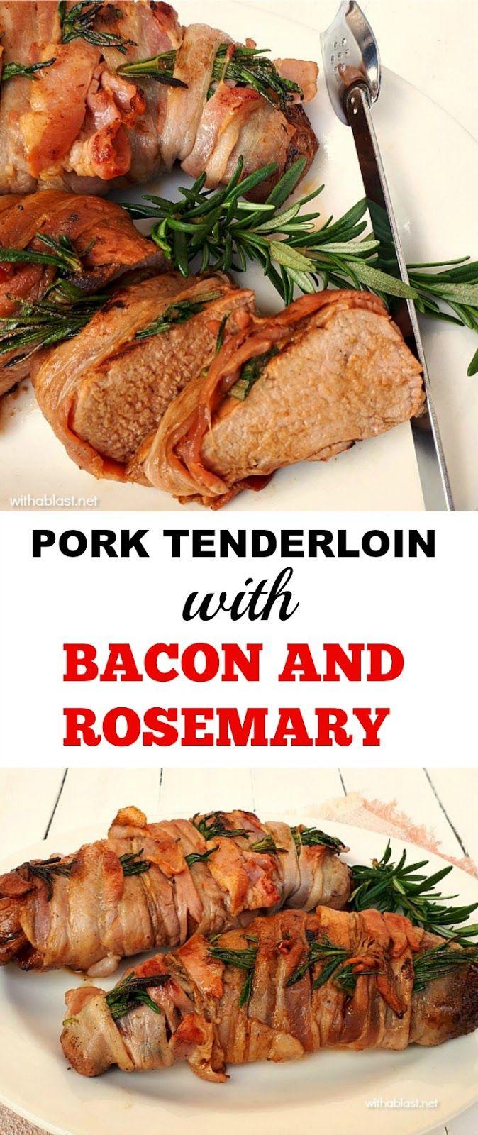 about Marinated pork tenderloins on Pinterest | Marinated pork, Pork ...