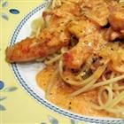 """Sauce Rosee - """"Restaurants BEWARE this sauce can top you! Try it with tortellini pasta and shrimp and top with a Caesar salad, if desired."""""""
