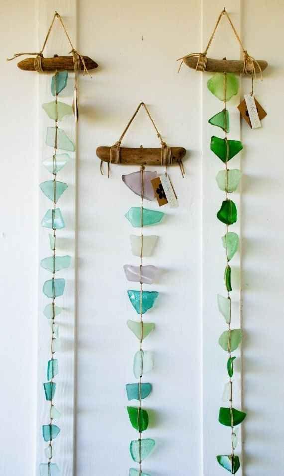 Sea Glass Wall Art                                                       …