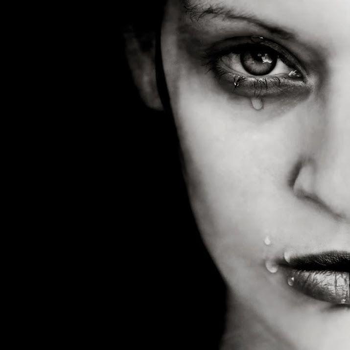 © Lee Jeffries Tears