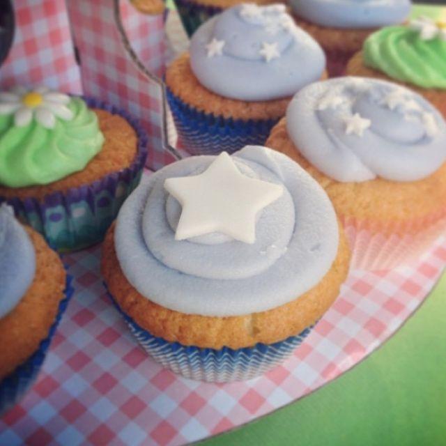 Una nuova ricetta dal mondo: questa volta siamo andate in Inghilterra e vi proponiamo le fairy cake