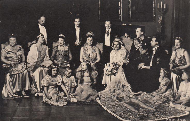 princess Sophie of Saxe-Weimar-Eisenach + prince Friedrich Günther von Schwarzenburg
