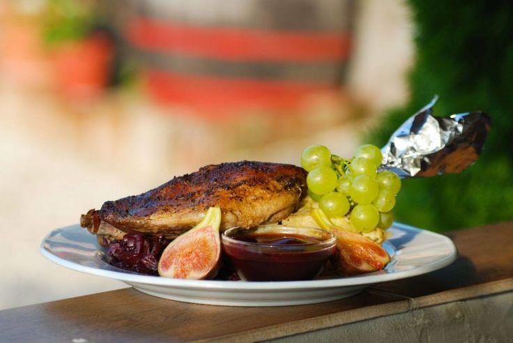 50 kihagyhatatlan étterem a Balatonnál