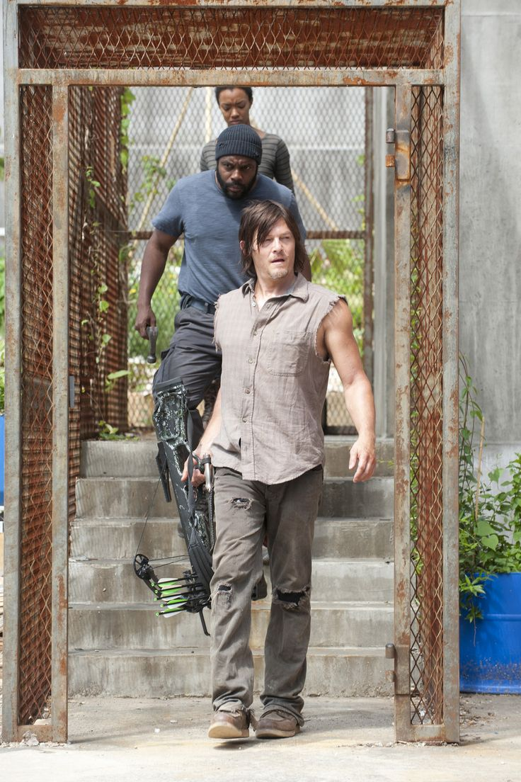 The Walking Dead Season 4: How Will Daryl Dixon React When He Finds Out What Carol Did?