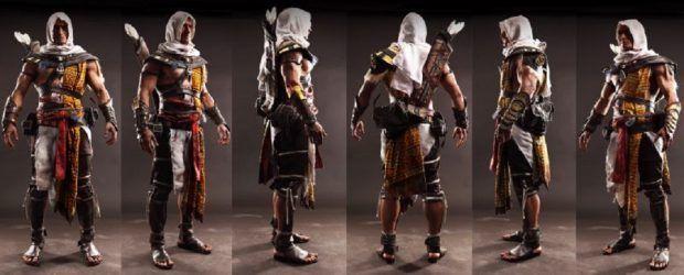 Este cosplay de Assassins Creed é tão bem feito que parece uma Screenshot
