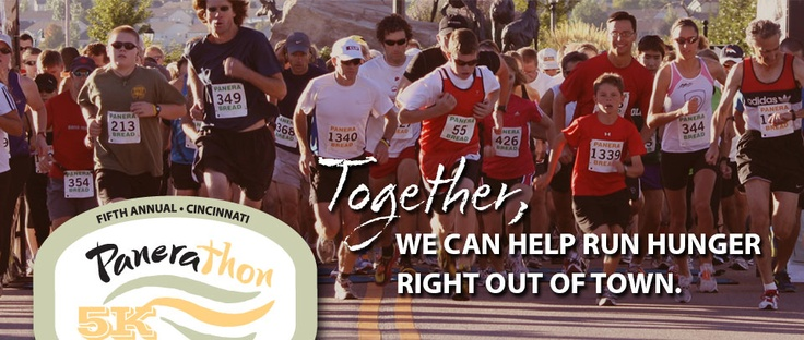 Together, we can help run hunger right out of town.Colorado Springs, Panerathon 5K, Annual Colorado, Panera Thon Colorado, Panerathon Colorado, Spring Panerathon