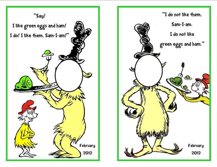 1000 Images About Green Eggs And Ham On Pinterest