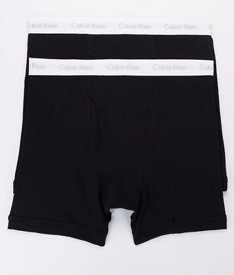 Calvin Klein Classic Fit Big Boxer Brief 2-Pack Underwear - Men's