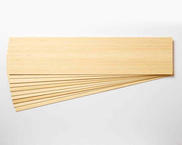 Bamboo Veneer 20-Pack - Roarockit