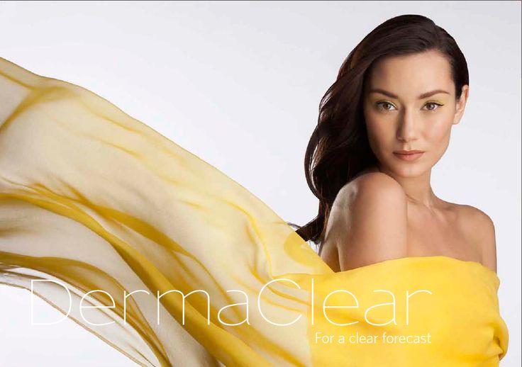 Smuk og glat hud med DermaClear fra DermaQuest. En effektiv produktserie mod uren hud.