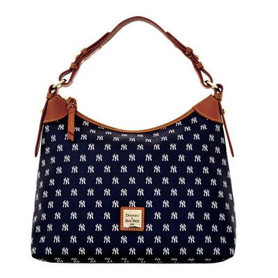 New York Yankees Dooney & Bourke Women's Team Color Hobo Purse