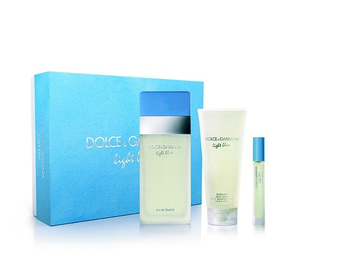 Dolce & Gabanna: Light Blue 100ml Eau de Toilette Gift Set