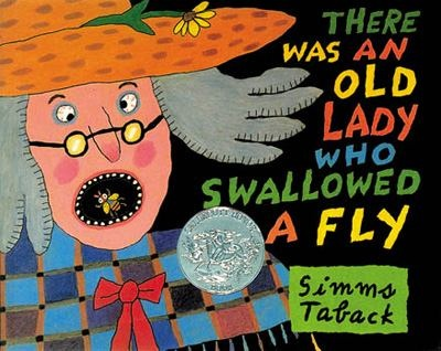 With inventive die-cut artwork, Simms Tabak gives us a rollicking, eye-popping version of the well-loved poem.: Fly, Simms Taback, Lady, Dr. Who, Children S Books, Kid, Old Ladies, Picture Book