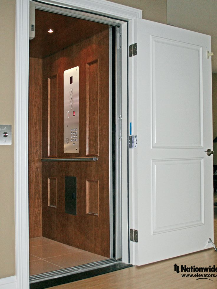 Traditional cable elevator elevators nationwide lifts for Elevator townhomes