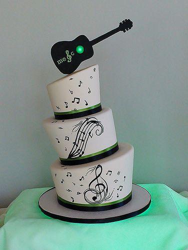 gâteau mariage musique gateau mariage musique gâteau mariage ...