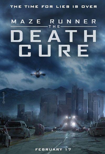 Фильм Бегущий в лабиринте 3: Лекарство от смерти онлайн бесплатно