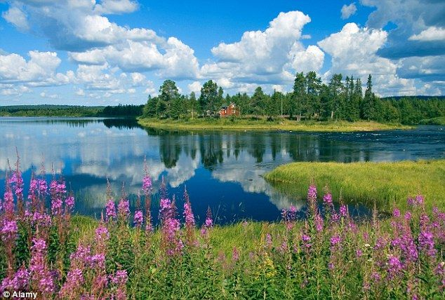 National park in Finland !