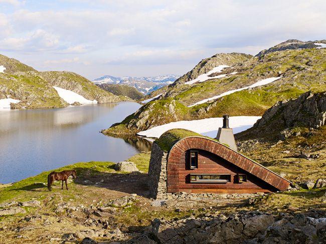 Åkrafjorden - Snohetta