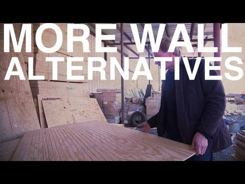 Drywall Alternatives New Home Building Ideas Pinterest To And