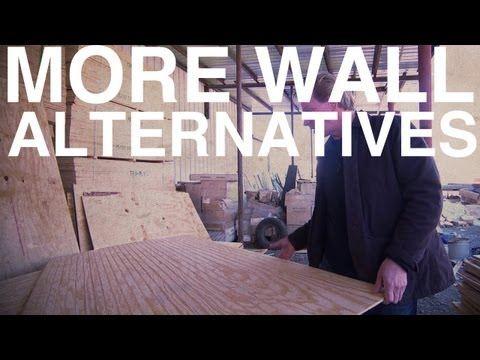Cheap Drywall Alternatives Gardens Videos And Progress