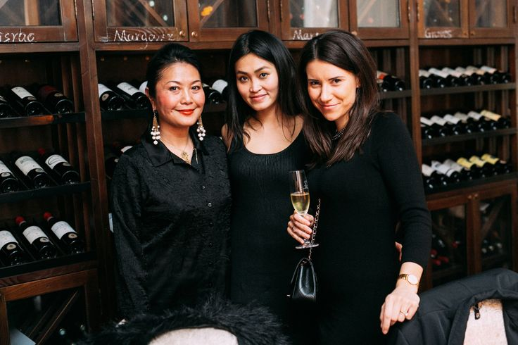 Lilly G. - jewelry designer@IFF (China), Kimi Wang - CD Assistant @IFF (China) & Paulina Cudna - Photographer@IFF (Poland)