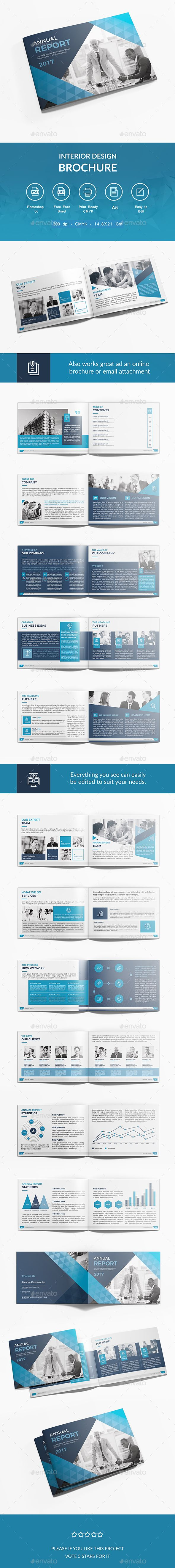 Annual Report  — PSD Template #magazine #annual report • Download ➝ https://graphicriver.net/item/annual-report/18109258?ref=pxcr