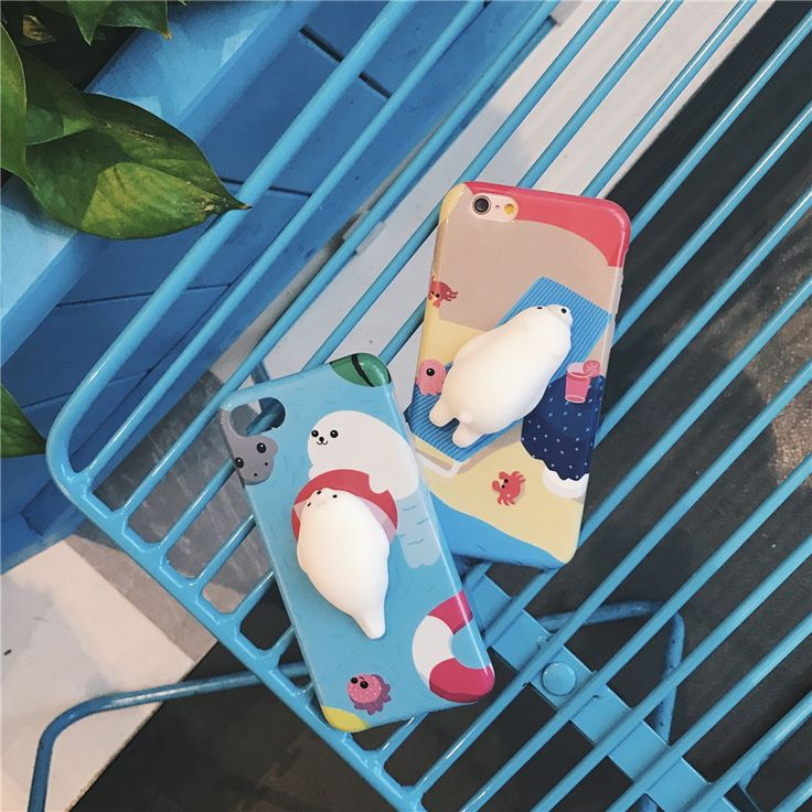 Cheap case for iphone, Buy Quality phone cases directly from China cute case Suppliers: Phone Cases for iphone 6 6s 6 plus 6s plus 7 7 plus Mobile phone bag Squishy Kneading Cute Case Cover for iphone 6s Shell Fundas