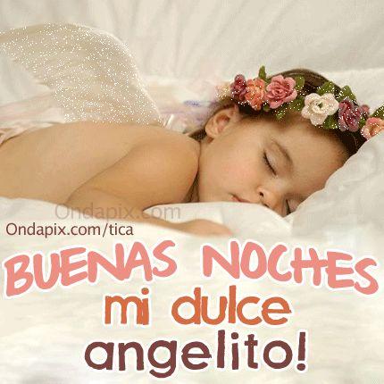 mi dulce angelito