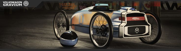 Volkswagen Gravium | Freelancers 3D