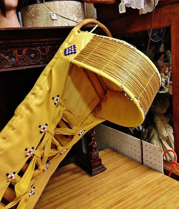 Indian Papoose Craft