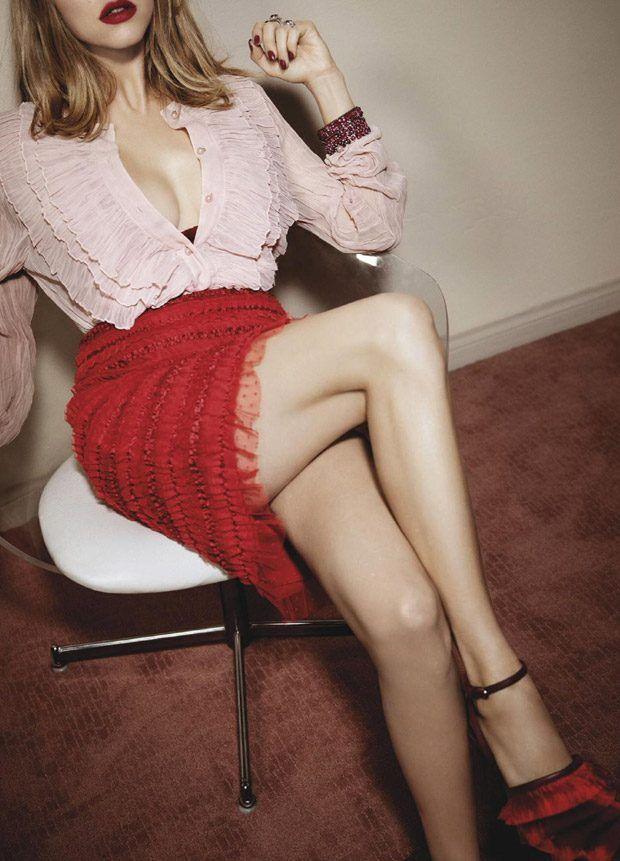 "rubybyann: ""Amanda Seyfried / Vogue Australia February 2017 Issue """