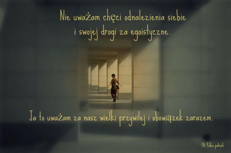 Pozwól sobie na odnalezienie własnej drogi z www.ksiazkapolkapotrafi.pl!