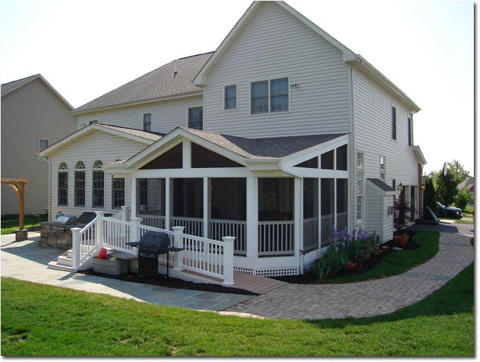 55 best porch roof designs images on pinterest for Roof designs for additions