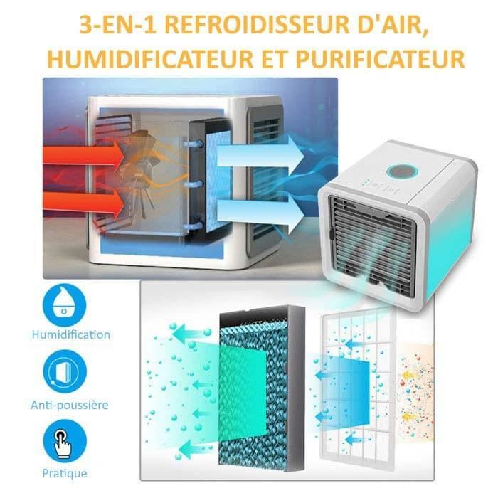Cooler Pureair Die Beste Klimaanlage Auf Dem Markt Mini Klimaanlage Klimaanlage Luftbefeuchter
