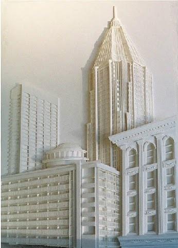 Christina Lihan, Paper Sculpture