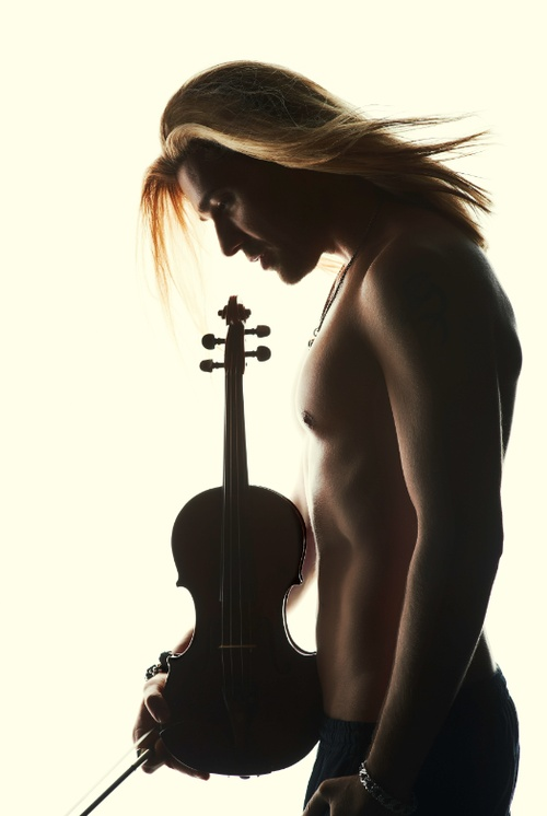 DAVID GARRETT He is truly a piece of art...