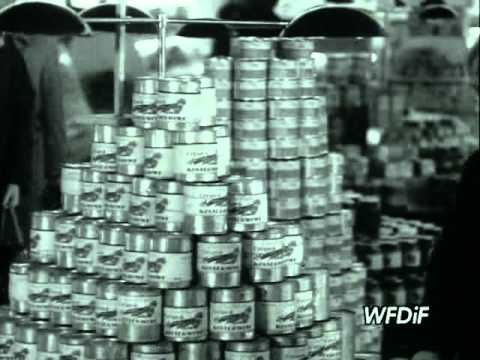Propaganda PRLu   Najzabawniejsze PKF   Lata 60 70 - YouTube