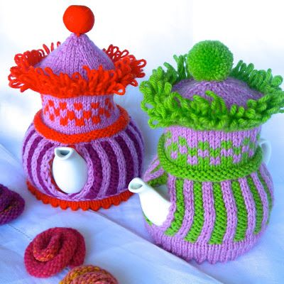 Queen of the Tea Cosies: Life gets in the way of.....