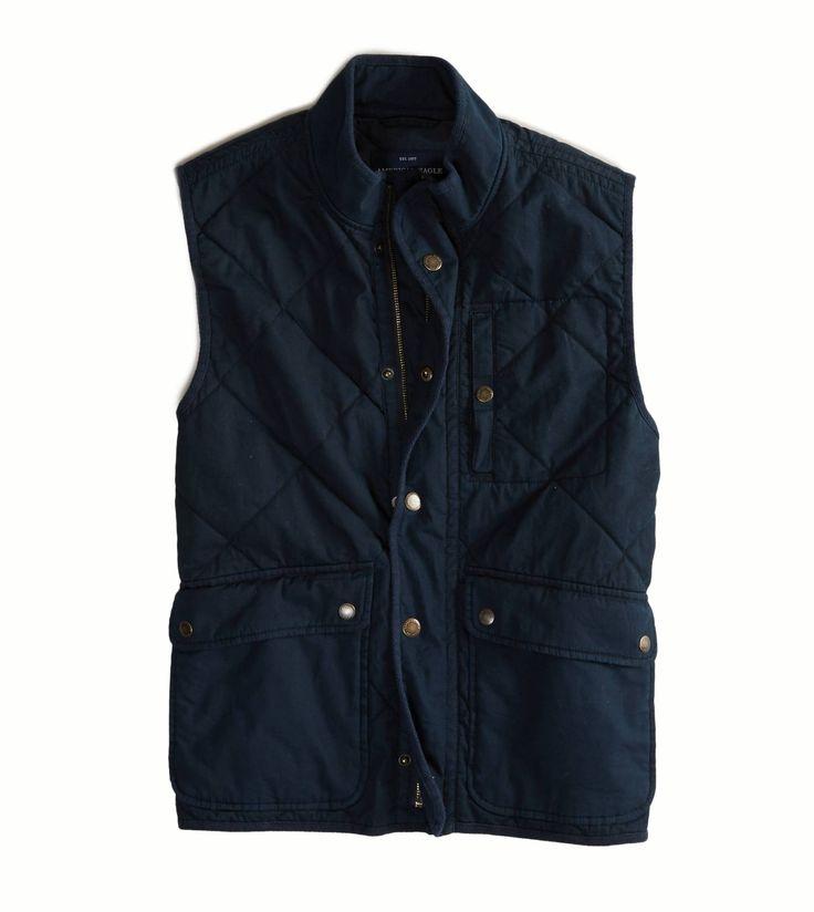 J.Crew copycat Vest from American Eagle. $52.99