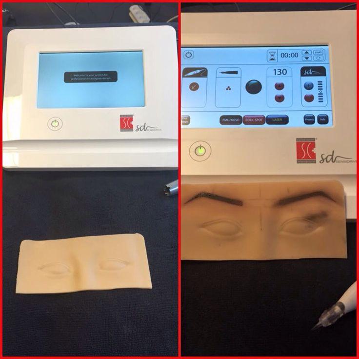 Op zoek naar de beste apparatuur voor permanente make up! Www.skinquip.nl