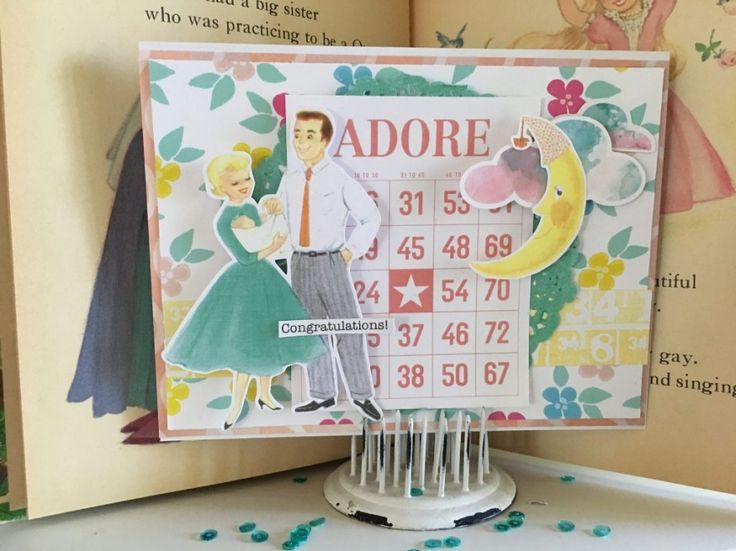 Congratulations Baby Card » Pretty Little Studio